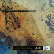Back View : Underworld - REZ (BASSNECTAR REMIX) (180GR + MP3 DL) - Om Records / om586
