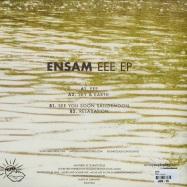 Back View : Ensam - EEE EP - Solkyss / SOLKYSS4