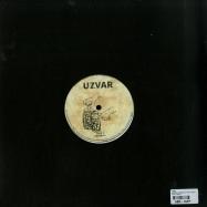 Back View : VENDi - SACRED GEOMETRY EP (VINYL ONLY) - Uzvar / UZR001