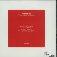 Back View : Marcin Krupa - RECORDED IN THE KITCHEN - Astropical / ASTR005