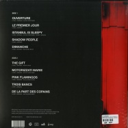 Back View : The Liminanas - SHADOW PEOPLE (DELUXE GATEFOLD LP,180G VINYL) - Lionel Liminana / Because Music / BEC5543243