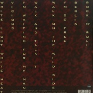 Back View : Lou Reed - ULTRASONIC (RED LP) - Roxborough Music  / ROXMB031-C