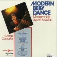 Back View : Cengiz Coskuner - MODERN FOLK OYUN HALAVAR (LP) - PHARAWAY / PHS 059