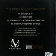 Back View : Thomas Barnett - NUDE PHOTO (CHEZ DAMIER REMIX) - Finale Sessions Limited / FSL 006