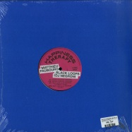 Back View : Mattieu Faubourg & Black Loops - HAPPINESS THERAPY SPLIT VOL.3 - Happiness Therapy / HT03