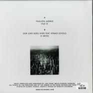Back View : Jon Dixon - SAMPHA EP - 4EVR 4WRD / 4EVR003