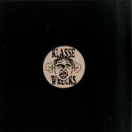 Back View : Alphonse - Brainstorming EP - Klasse Wrecks / WRECKS023