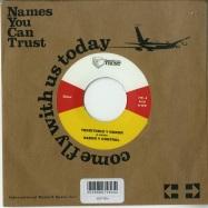 Back View : Sabor Y Control - DISPARA YA / TERRITORIO Y HONOR (7 INCH) - Names You Can Trust / NYCT7051