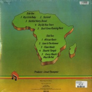 Back View : Prince Mohamed - AFRICAN ROOTS (180G LP) - Burning Sounds / BSRLP916