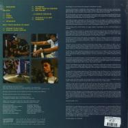Back View : Dayme Arocena - SONOCARDIOGRAM (LP, B-STOCK) - Brownswood  / BWOOD203LP