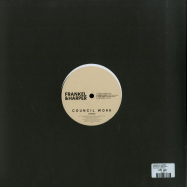 Back View : Frankel & Harper - DREAD EP (180G VINYL) - Council Work / CWR002