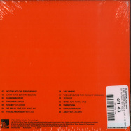 Back View : Oliver Koletzki - FIRE IN THE JUNGLE (CD + 16 TRACK DL CODE) - Stil Vor Talent / SVT263CD