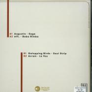 Back View : Avgustin, mft. Galopping Birds, Avram - SANGUINA 004 - VARIOUS ARTISTS - Sanguina Records / SNG004