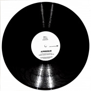 Back View : Markus Homm & Benny Grauer - ALPENSEGLER (ONE SIDED PICTURE DISC) - Acker Dub / Adub038