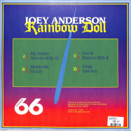 Back View : Joey Anderson - RAINBOW DOLL (2LP) - Avenue 66 / Ave66-08