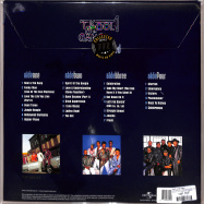 Back View : Kool & The Gang - COLLECTED (LTD WHITE 180G 2LP) - Music on Vinyl / MOVLP2254 / 9882971