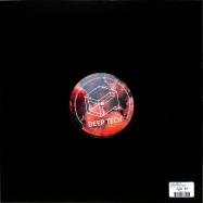 Back View : Duky / Odette - DTRV008 (VINYL ONLY) - Deep Tech Records / DTRV008