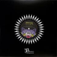Back View : Markus Homm - I DONT BLAME YOU (INCL. DJEBALI REMIX) - Bondage Music / BOND12057