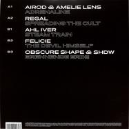 Back View : Various Artists - EXHALE VA001 (PART 1) - EXHALE / EXH001A