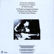 Back View : Stinger J - PRETTY FACE - Isle Of Jura Records / Isle010
