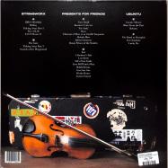 Back View : Reinhard Vanbergen - UBUNTU, STRINGWORX, PRESENTS FOR FRIENDS (3LP BOX) - Music For Dreams / ZZZ20003
