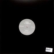 Back View : E.B.E. - THE DRIFTING EP - Dark Grooves Records / DG-15
