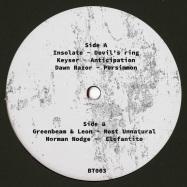 Back View : Various Artists - IKDRGLNN (VINYL ONLY) - Bazovoe Techno / BT003