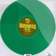 Back View : Big Tone - BUSINESS (GREEN VINYL) - Tres / tr396055