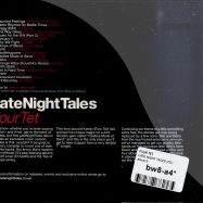 Back View : Four Tet - LATE NIGHT TALES (CD) - Another Late Night / alncd12