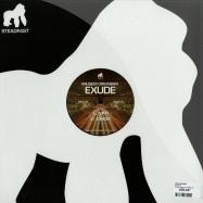 Back View : Imugem Orihasam - EXUDE EP - Steadfast Records / steadfast 015