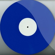 Back View : VernoN - CHICKEN DANCE (BLUE VINYL) - Dixon Avenue Basement Jams / DABJ-1203