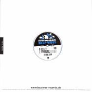 Back View : Fonscha & Hendry - DEEP VIBES (DAPAYK REMIX) (BLUE COLOURED VINYL) - Beatwax / BW012