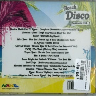 Back View : Various Artists - Beach Disco Sessions Volume 5 (Mixed by Situation) CD - Nang Records / Nang125