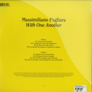 Back View : Massimiliano Pagliara - WITH ONE ANOTHER (2X12 INCH LP+MP3) - Live At Robert Johnson / Playrjc 032