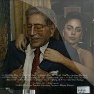 Back View : Tony Bennett & Lady Gaga - CHEEK TO CHEEK (LTD LP) - Streamline / 3798897