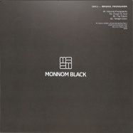 Back View : Dax J - IMPERIAL PROPAGANDA EP - Monnom Black / MONNOM005