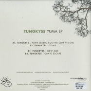 Back View : Tungkyss - YUMA EP (PABLO BOLIVAR REMIX) - Solkyss / SOLKYSS3