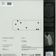 Back View : Princess Century - LOSSY (COLOURED LP + MP3) - Paper Bag / pbrd1142
