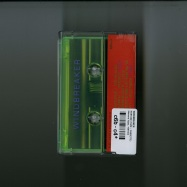 Back View : Windbreaker - HOSTAGE (TAPE / CASSETTE) - Kikimora Tapes / KMT002
