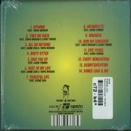 Back View : Guts - ETERNAL (CD) - Heavenly Sweetness / HS148CD
