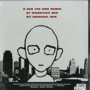 Back View : Moby - GO (REX THE DOG, WOODTICK, ORIGINAL) - Little Idiot / Idiot50