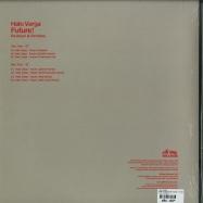 Back View : Halo Varga - BACK TO THE FUTURE (12INCH + 10 INCH) - All Inn / Allinn027