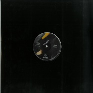 Back View : Waajeed - THROUGH IT ALL EP - Dirt Tech Reck / DTR12
