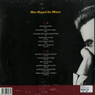 Back View : Elvis Presley - HIS HAND IN MINE (180G LP) - Disques Dom / ELV311 / 7981103