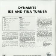 Back View : Ike & Tina Turner - DYNAMITE! (180G LP) - DOL / DOL965HG