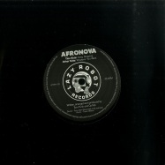 Back View : Afronova Feat. - WHATEVER YOU WANT (7 INCH) - Lazy Robot Records  / LZYRR102