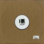 Back View : Indio - INCA EP - Delsin / DSR/X17