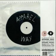 Back View : Apparel Wax - LP001 (2LP) - Apparel Music / APLWAXLP001