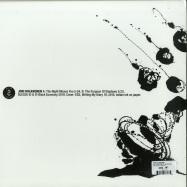 Back View : Jori Hulkkonen - THE PURPOSE OF SHADOWS - Black Economy / Blec-05