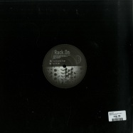 Back View : Rack.On - ABSTRACT EP (VINYL ONLY) - Rack.On / RackOn001